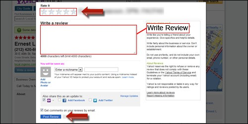 Yahoo Review 2