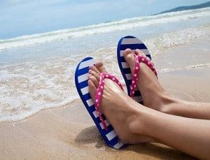 Flipflop Feet