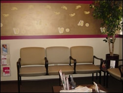 Contact Us Waiting Room