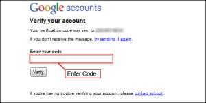 Google Account 5