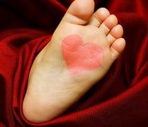 Heart Foot