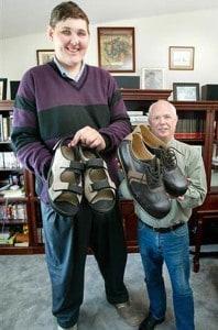 Igor's Feet