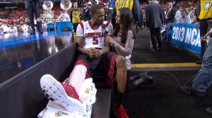 Kevin Ware Foot Injury
