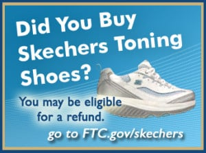 Sketchers Refund