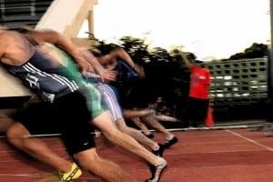 Track running injuries